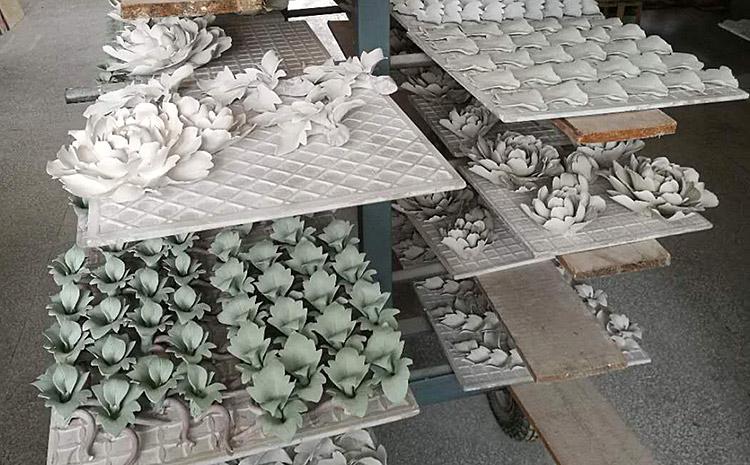 牡丹瓷原料-精选细腻优质高岭土